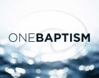 One Church Baptism