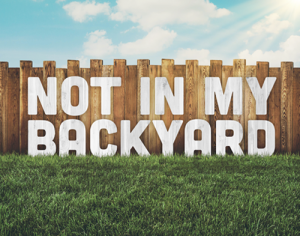 Not In My Backyard