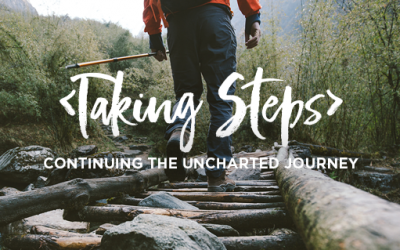 Taking Steps | Continuing The Uncharted Journey