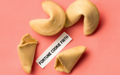 Fortune Cookie Faith